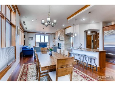 Boulder CO Condo/Townhouse For Sale: $1,350,000