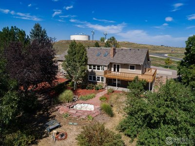 Broomfield Single Family Home For Sale: 3301 W 151st Ct