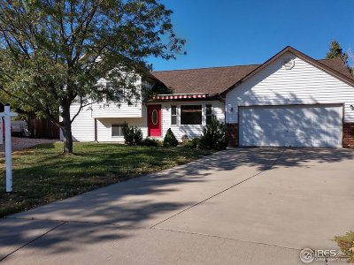 Loveland Single Family Home For Sale: 5578 Ptarmigan Ct