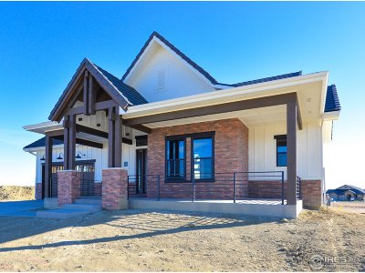 Berthoud Single Family Home For Sale: 2798 Heron Lakes Pkwy