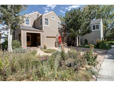 Boulder Single Family Home For Sale: 1082 Love Ct