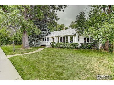 Boulder Single Family Home For Sale: 2802 Cordry Ct