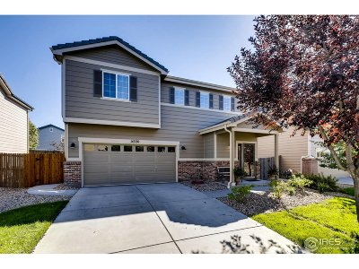 Commerce City Single Family Home For Sale: 14330 E 102nd Ave