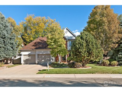 Single Family Home For Sale: 4215 W 15th St Ln