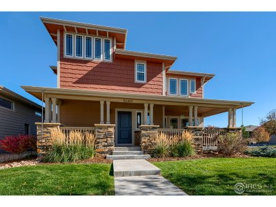 Fort Collins Single Family Home For Sale: 5650 Evening Primrose Ln