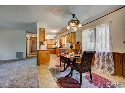 Loveland Single Family Home For Sale: 2866 Glade Rd