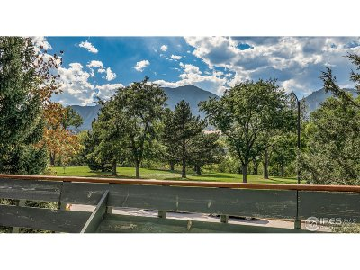 Boulder Single Family Home For Sale: 1330 Knox Dr