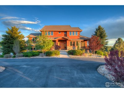 Mead Single Family Home For Sale: 3505 Vale View Ln