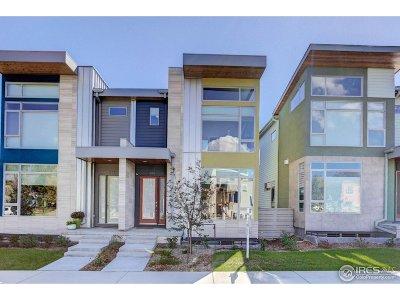 Longmont Condo/Townhouse For Sale: 846 Half Measures Dr
