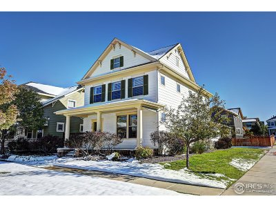 Lafayette Single Family Home For Sale: 750 Furrow Way