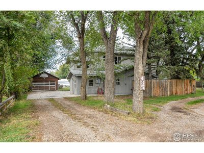 Fort Collins Single Family Home For Sale: 435 N Overland Trl
