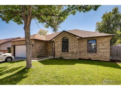Longmont Single Family Home For Sale: 1837 Sunlight Dr