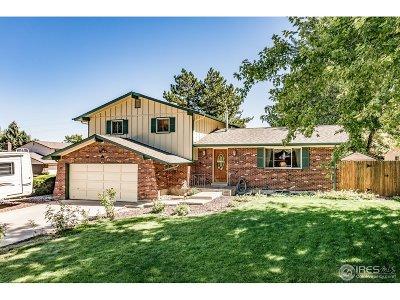 Arvada Single Family Home For Sale: 6790 Van Gordon St