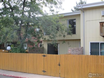 Boulder Condo/Townhouse For Sale: 3154 29th St