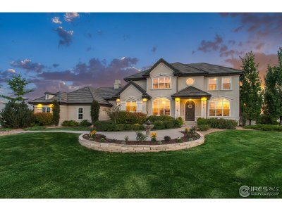 Broomfield Single Family Home For Sale: 2444 Greenfield Ln