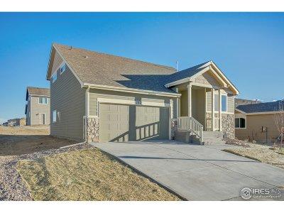 Severance Single Family Home For Sale: 715 Mt. Evans Ave
