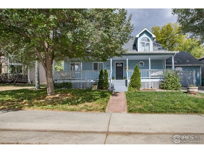 Berthoud Single Family Home For Sale: 606 S 9th St