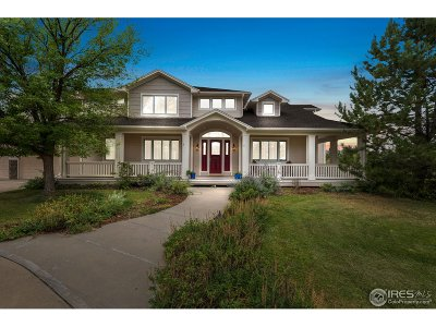 Niwot Single Family Home For Sale: 7024 Quiet Retreat Ct
