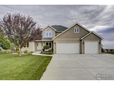 Fort Collins Single Family Home For Sale: 7924 Eagle Ranch Rd