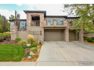 Fort Collins Single Family Home For Sale: 5930 Southridge Greens Blvd