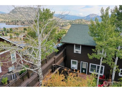 Estes Park Condo/Townhouse For Sale: 2625 Marys Lake Rd #105