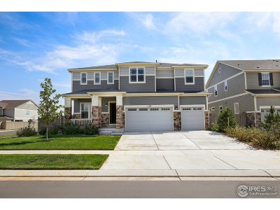 Longmont Single Family Home For Sale: 1106 Redbud Cir
