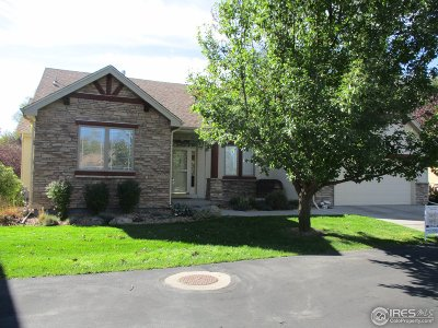 Single Family Home For Sale: 6920 Poudre River Rd #10