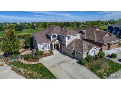 Loveland Single Family Home For Sale: 4381 Golf Vista Ct