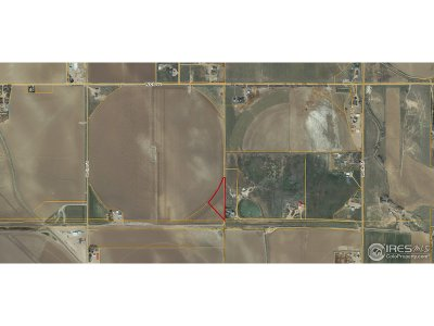Greeley Residential Lots & Land For Sale: Tbd Cr 51