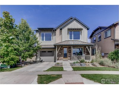 Boulder Single Family Home For Sale: 4627 Sunnyside Pl