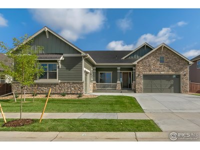 Timnath Single Family Home For Sale: 6056 Summerfields Pkwy
