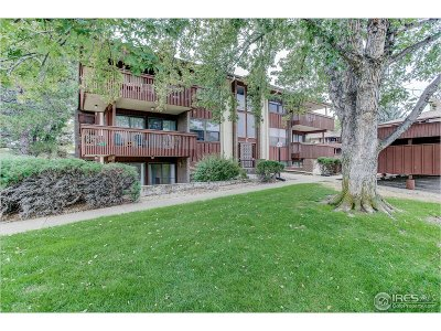 Boulder Condo/Townhouse For Sale: 500 Manhattan Dr #C2