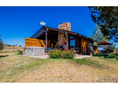 Longmont Single Family Home For Sale: 354 County Road 16 1/2