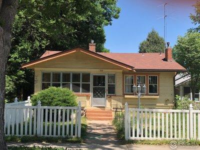 Single Family Home For Sale: 1516 W Oak St