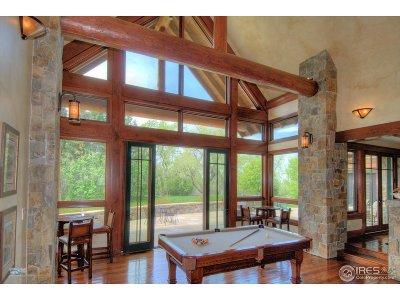 Boulder County Single Family Home For Sale: 4651 Eldorado Springs Dr