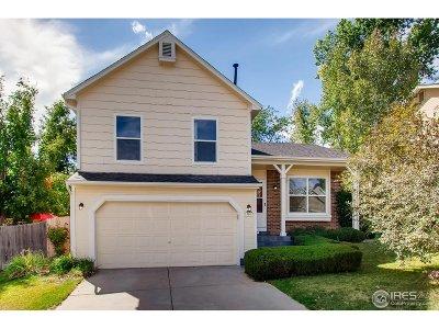 Louisville Single Family Home For Sale: 224 W Cedar Way