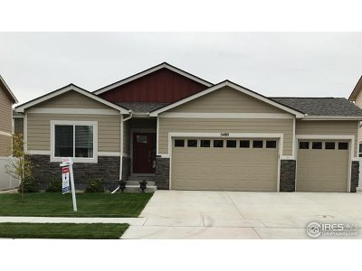 Frederick Single Family Home For Sale: 5480 Caribou Dr