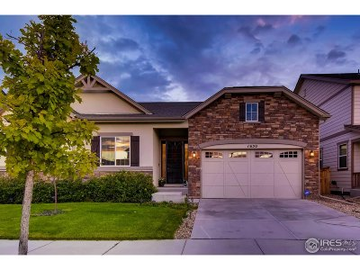 Longmont Single Family Home For Sale: 1650 Hideaway Ct