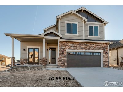 Windsor Single Family Home For Sale: 839 Shirttail Peak Dr