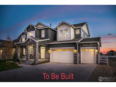Windsor Single Family Home For Sale: 847 Shirttail Peak Dr