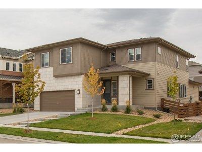 Erie Single Family Home For Sale: 390 Pleades Pl