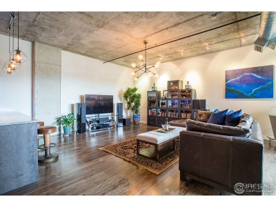 Boulder Condo/Townhouse For Sale: 3601 Arapahoe Ave #227