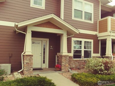 Fort Collins Condo/Townhouse For Sale: 2420 Owens Ave #103