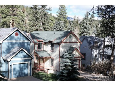 Estes Park Condo/Townhouse For Sale: 2222 66 Hwy #15