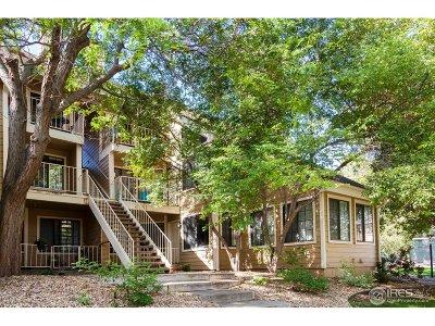 Boulder Condo/Townhouse For Sale: 4791 White Rock Cir #F