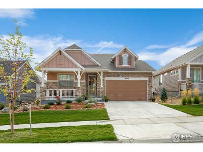 Arvada Single Family Home For Sale: 16968 W 86th Ave