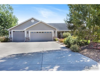 Weld County Single Family Home For Sale: 1424 Red Fox Cir