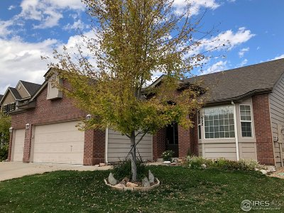 Longmont Single Family Home For Sale: 1622 Goshawk Dr