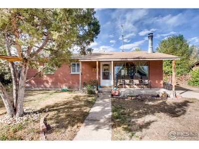 Greeley Single Family Home For Sale: 2409 W 24th St Rd
