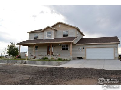 Kersey Single Family Home For Sale: 25453 County Road 50